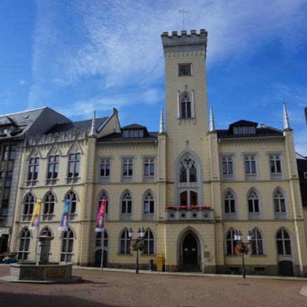 Zentrale Gemeinschaftseinrichtung im Vogtland