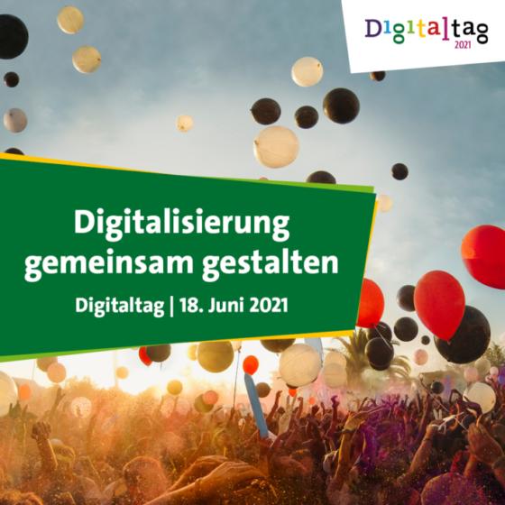 Digitaltag am 18. Juni: Unser Projekt DenkmalDigital ist dabei